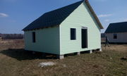 Продается новый дом в селе Красное.