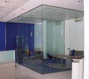Резка обработка стекла.
