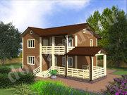 Строительство деревянных домов и бань под ключ.