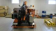 Продажа БУ сваебойной установки GAYK модель HRE 1000 для дорожного огр