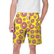 Прикольные мужские шорты #пончик!