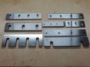 Ножи для дробилок и шредеров от производителя. Все типов размеры.