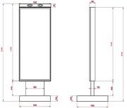 ВИДЕОДИСПЛЕЙ - P5 Led экран для помещения интерьерный дисплей