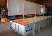 Пресс-вакуумные сушильные камеры для древесины
