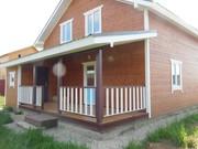 Продаю дом с участком по Киевскому шоссе 65 км от МКАД Шапкино