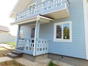 продажа домов из бруса под ключ цены   Боровики 2