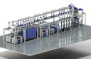 Продам лучшие мельницы турецкого производства без посредников под ключ установка новых,  реконструкция старых производст