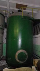 Реактор нержавеющий,  объем 21 куб.м.
