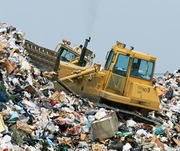Талоны на прием ТБО,  КГМ,  строительный мусор,  грунт. Закрытие,  корешки.