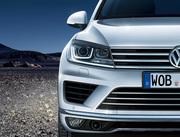 Оптика в ассортименте для Volkswagen Touareg.