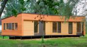 Щитовые дома для дачи