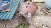 Теплообменник трубчатый,  площадь теплообмена 10 кв.м.