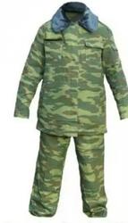 флора костюмы зимние армейские