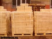 Топливные брикеты РУФ хвоя,  береза по низким ценам,  высшего качества.