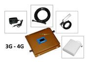 Двухдиапазонный усилитель сотового сигнала 3G - LTE