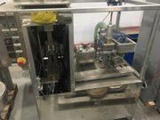 Фасовочный полуавтомат в упаковку пюр-пак и тетра-рекс молочных продук