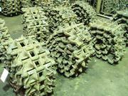 Продажа новых гусениц для ТТ-4 М по сезонной скидке