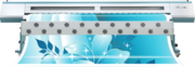 Широкоформатный сольвентный принтер Infiniti FY-3208R