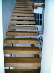 стильные больцевые лестницы. В Москве