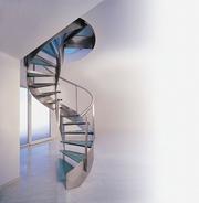 Купить металлическую лестницу в Москве