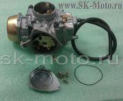 Продаю карбюратор PD42J-A в сборе для квадроцикла Stels (Hisun) (АРТ. 16100-F39-0000)
