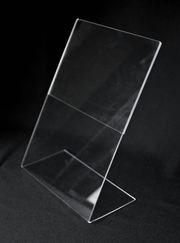 Любые подставки (изделия) из оргстекла (ценникодержатели,  менюхолдеры
