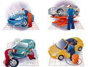 Ремонт автомобилей различных марок