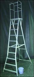 Алюминиевые лестницы в ассортименте от производителя
