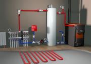 Оптовая продажа водопроводным и отопительным оборудованием,  оборудован