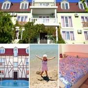 Гостевой дом АтлантикА - приглашаем на отдых в Крым