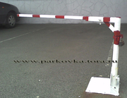 Парковочные шлагбаумы-барьеры,  Барьеры для парковки