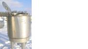 Продается Емкость нержавеющая,  объем — 0, 65 куб.м