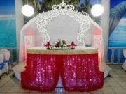 Свадебная арка Сказка