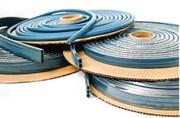 Гидрошнуры (гидроленты) (бетонитовые шнуры) для межпанельных,  межблочных швов,  стыков,  трещин,  примыканий