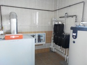 Монтаж отопления,  водоснабжения,  канализации,  установка станции