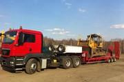 ТРАЛ. Перевозки грузов до 100 тонн.