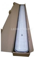 Корпус для производства  светодиодных светильника IP65 аналог ЛСП 2х36