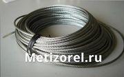 Трос стальной для растяжки и такелажа ГОСТ 3062 80 ф 0, 65 - 11, 5 мм