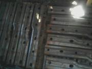 Накладка железнодорожная стыковая переходная для рельс Р65Р50, Р50Р43