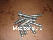 Болты высокопрочные ГОСТ 7805 кл.прочности 8.8,  10.9 оцинкованный,  черный