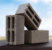 Блоки строительные: керамические,  газосиликатные,  пескобетонные,  керам