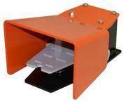 Педальные переключатели в стальном корпусе ВПН-1 и ВПН-2