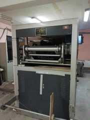 Термоформовочная машина для производства пластиковых стаканов