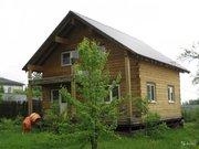 Дом из бруса,  без посредника,  110м,  13км от МКАД