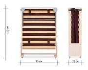 Раскладная кровать для загородного дома – 7350 р.