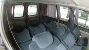 Микроавтобусом на Украину из Москвы.