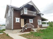 купить дом в деревне по киевскому шоссе
