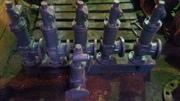 клапаны предохранительные пружинные фланцевые СППК4Р