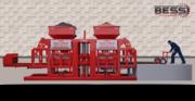 Качественный вибропресс для производства тротуарной плитки