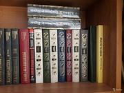 Книги,  подшивки журналов